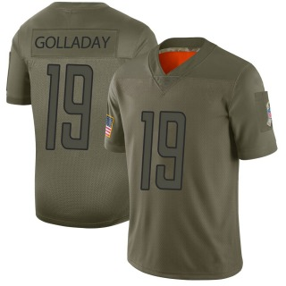Kenny Golladay Men's Detroit Lions Nike 2019 Salute to Service Jersey - Limited Camo